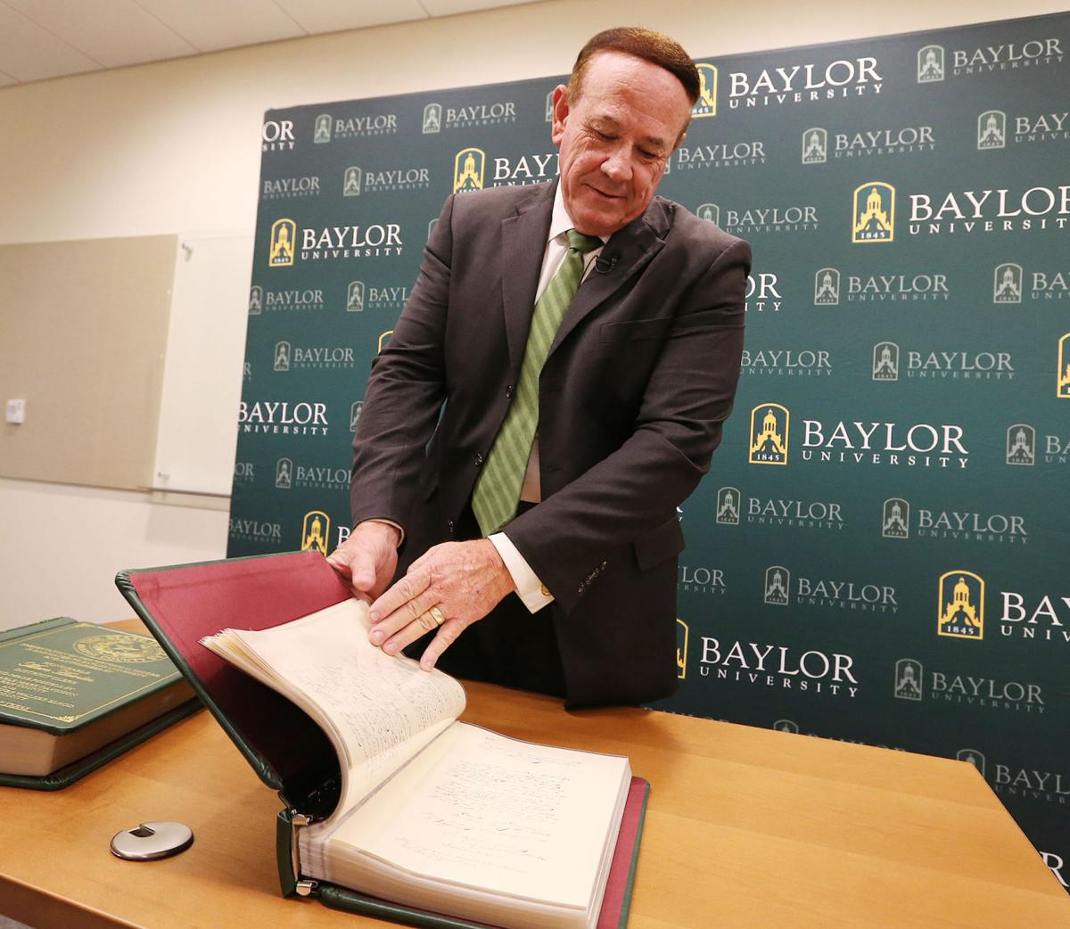 Baylor old documents