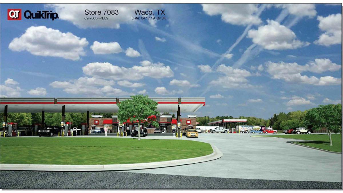Quiktrip to open first Waco store at I-35, New Road