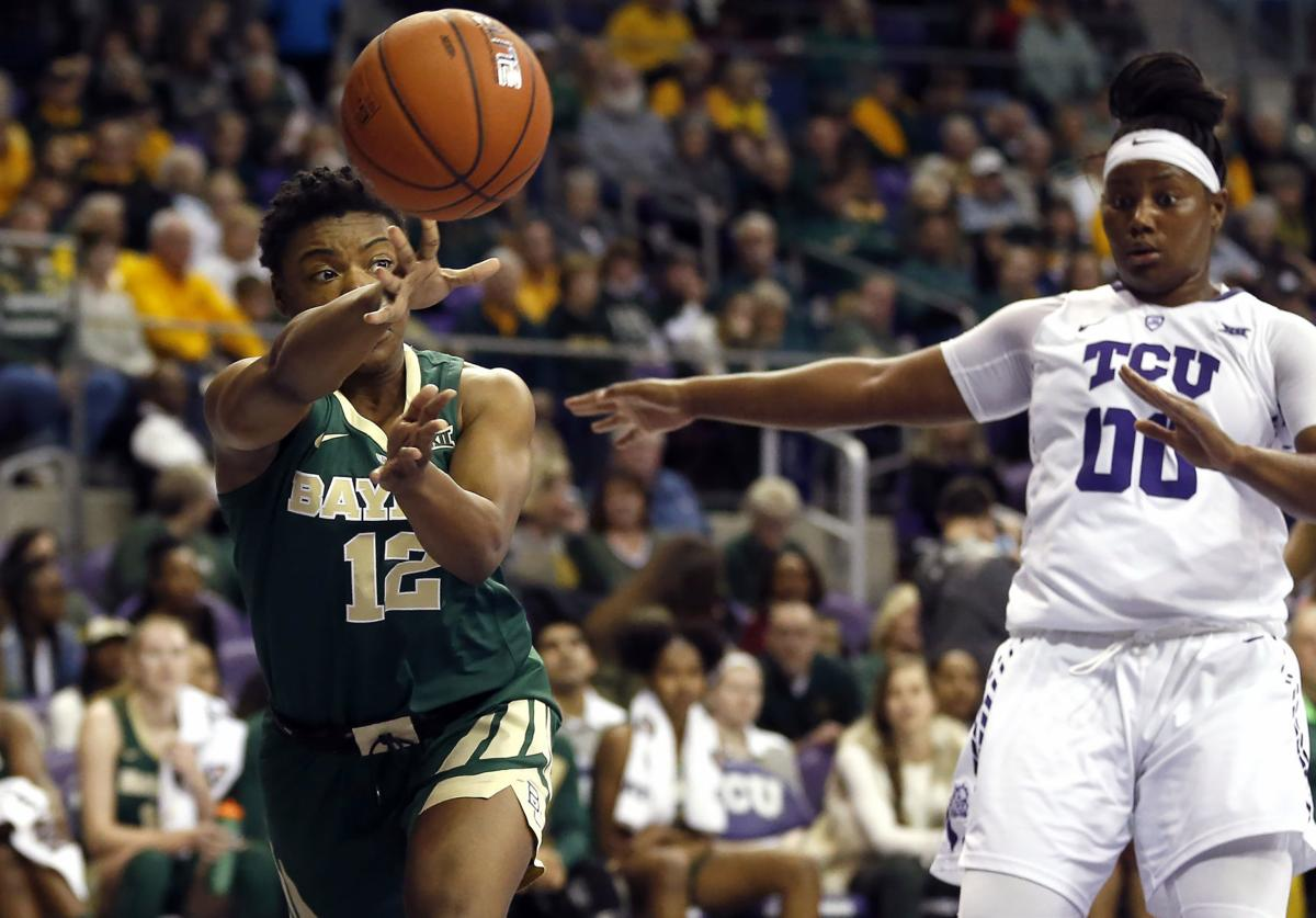 Baylor TCU Basketball