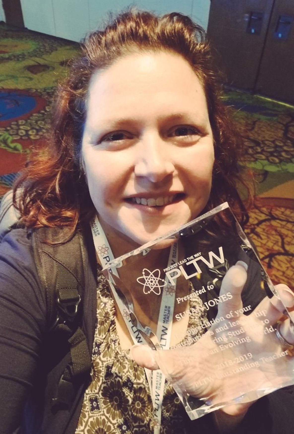 Susan Jones award