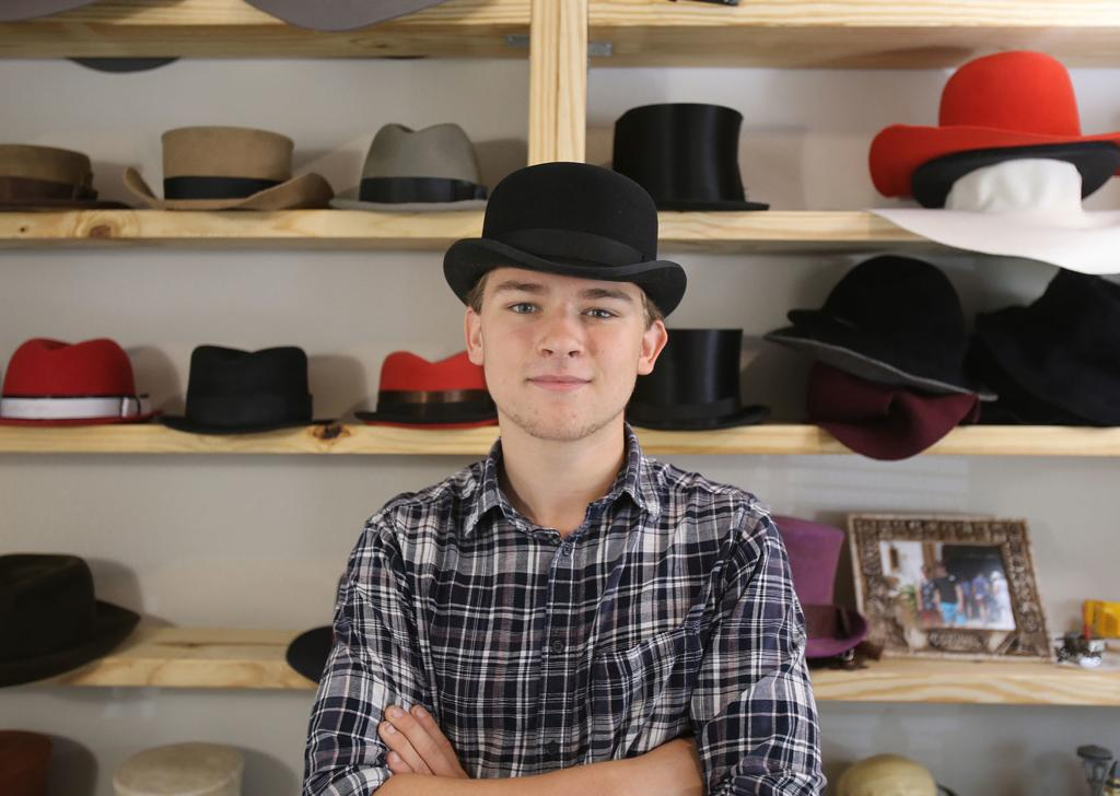 Young Waco hat-maker to get London training | News
