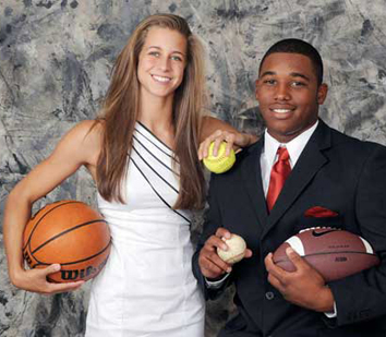 SUPER CENTEX ATHLETES OF THE YEAR: Multitaskers rise above the rest