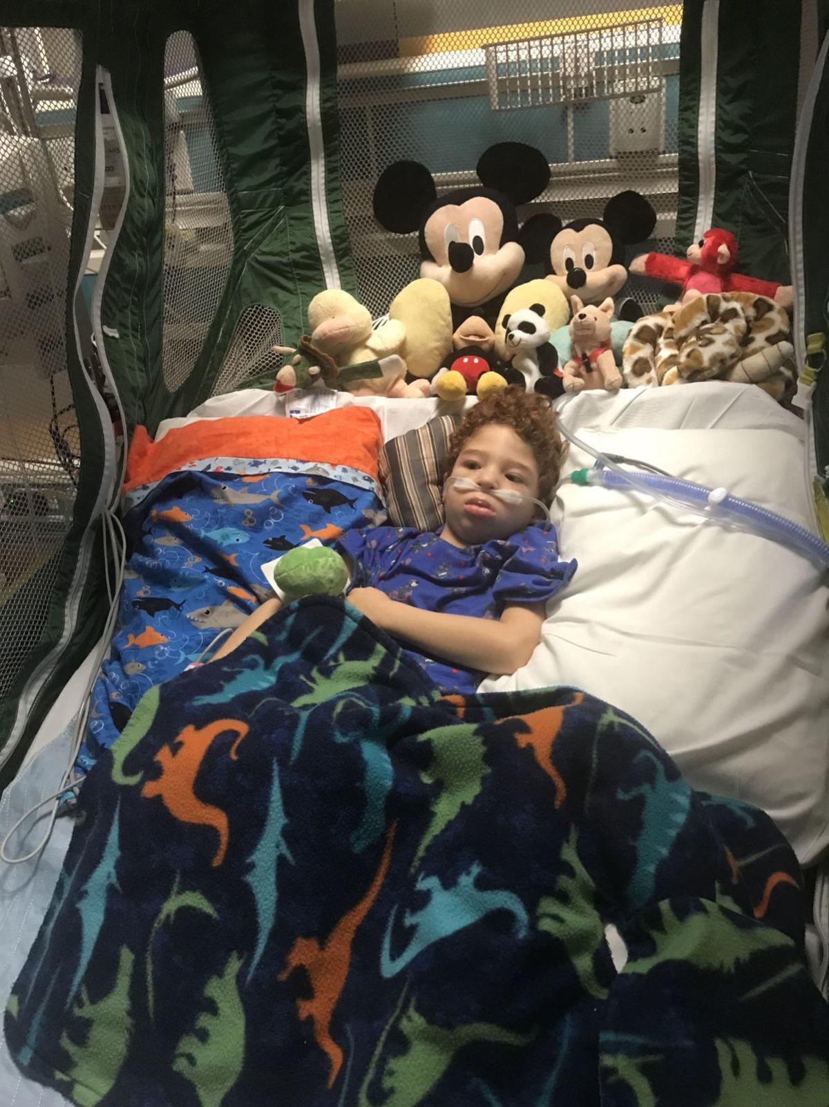 Mistaken text from a stranger leads Arizona man to raise money for sick boy