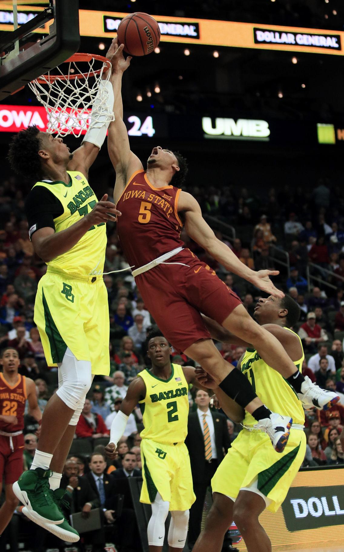 B12 Iowa St Baylor Basketball