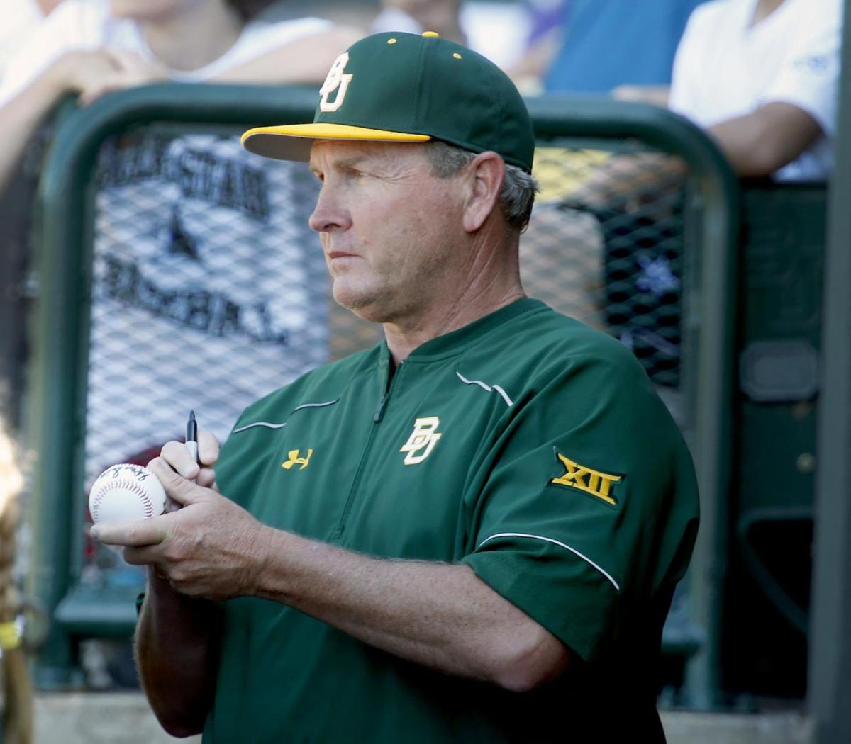 Steve Smith let go as Baylor baseball coach after 21 years