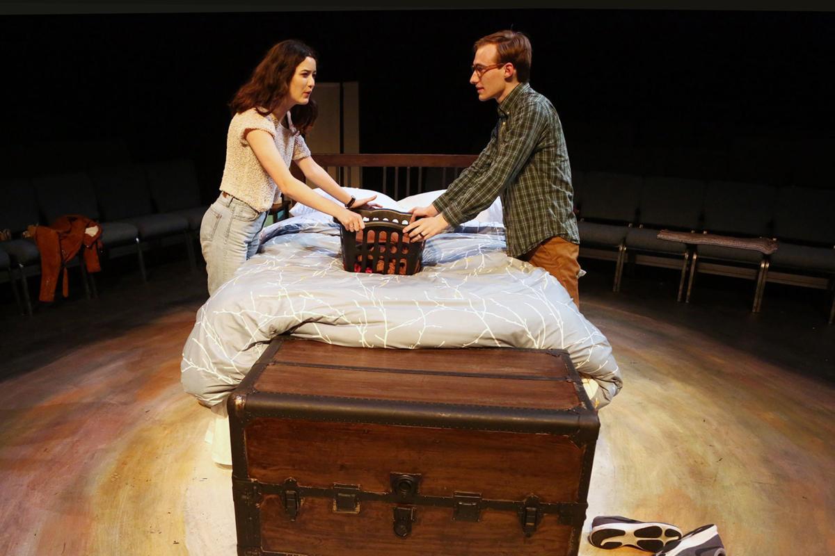 "Baylor theater ""An Infinite Ache"""