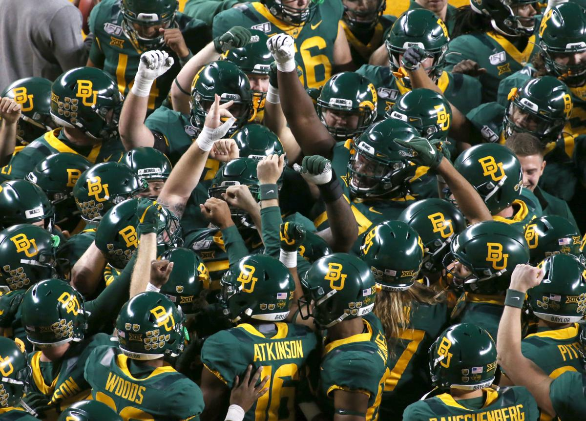 Resurgent Baylor Bears Back In College Football Playoff Hunt