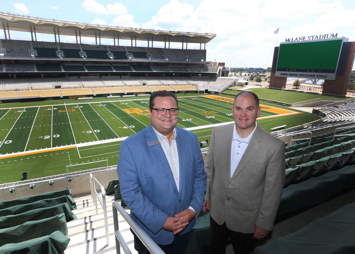Baylor S Mclane Stadium Gets New Management Team Business