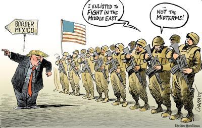 Second cartoon Thursday