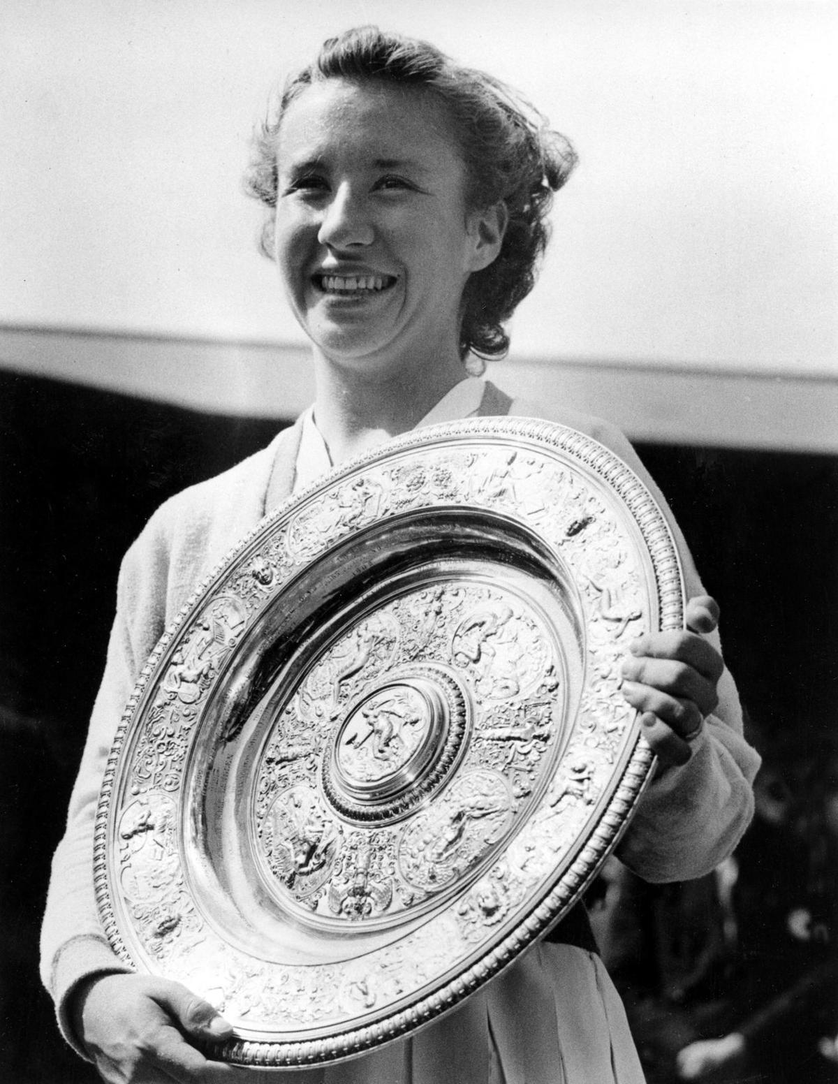 Wimbledon Women Ten Great Champions