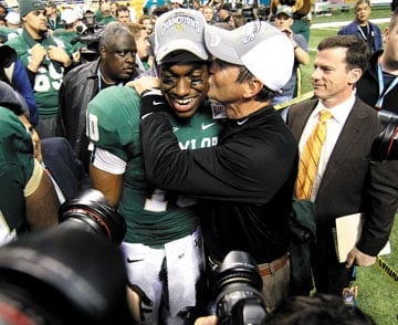 Baylor basks in glow of Alamo Bowl victory