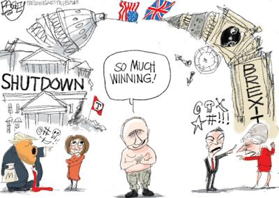 Wednesday cartoon 1