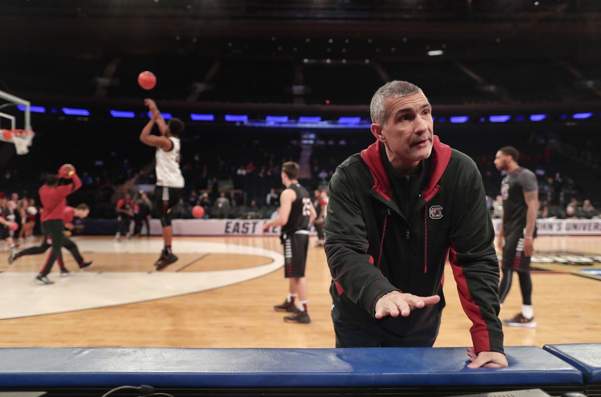 NCAA South Carolina Basketball