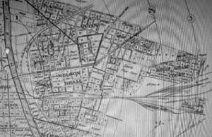 MCC Waco Map Bird's Eye - Pics about space