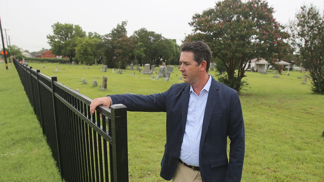 Greenwood Cemetery project nears completion as Waco City Council says hellos, goodbyes