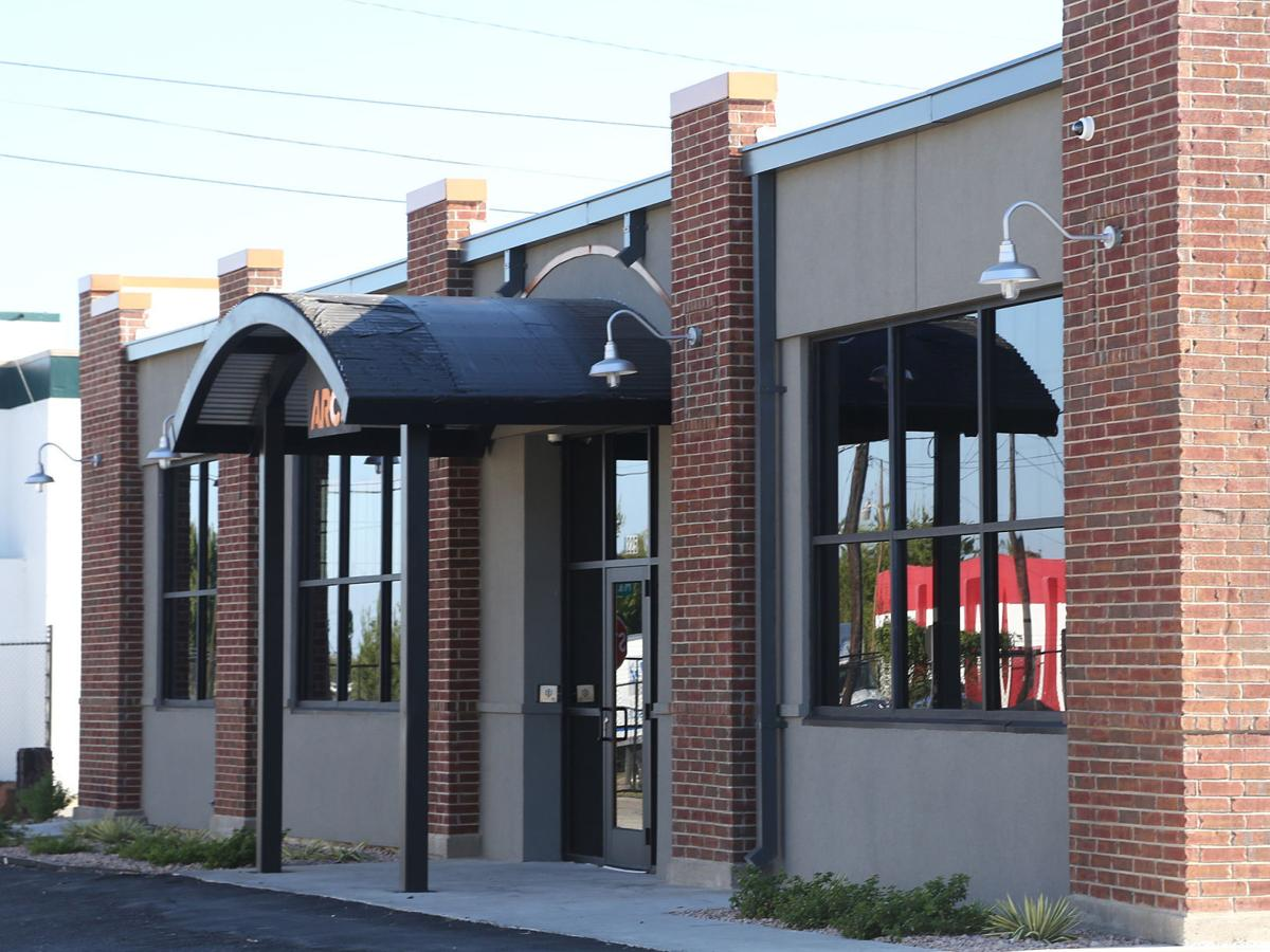ARC Abatement converts downtown auto shop into headquarters