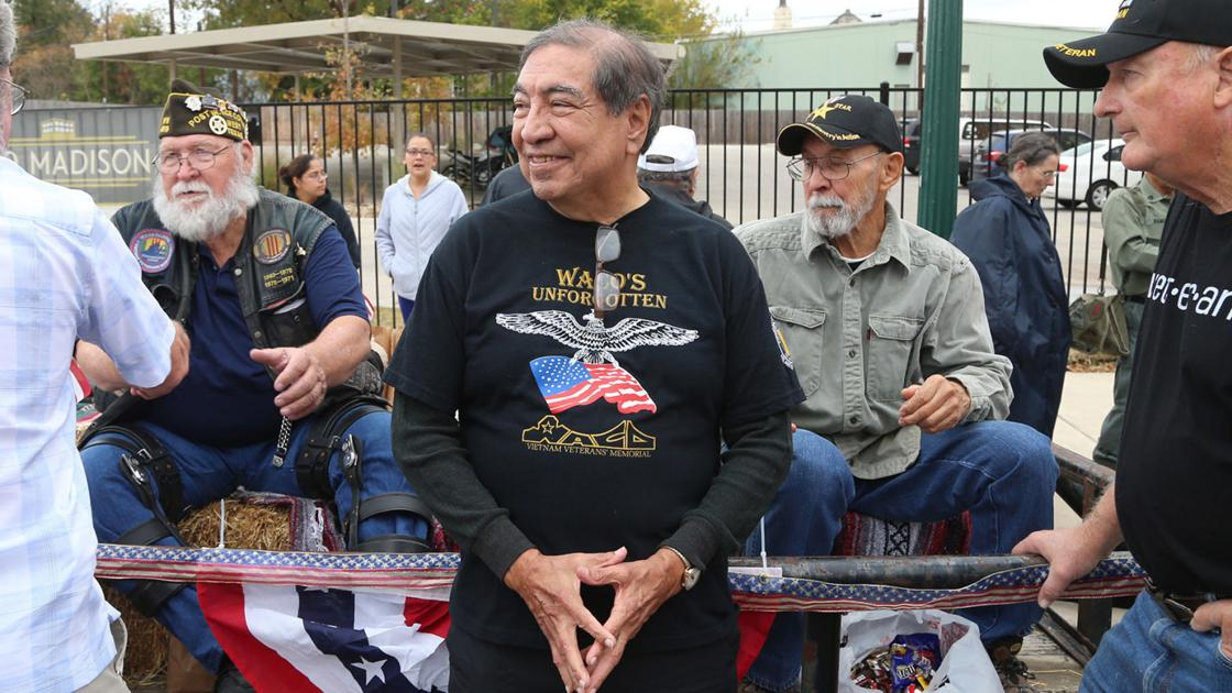 Service planned for Manuel Sustaita, tireless advocate for veterans, Vietnam memorial