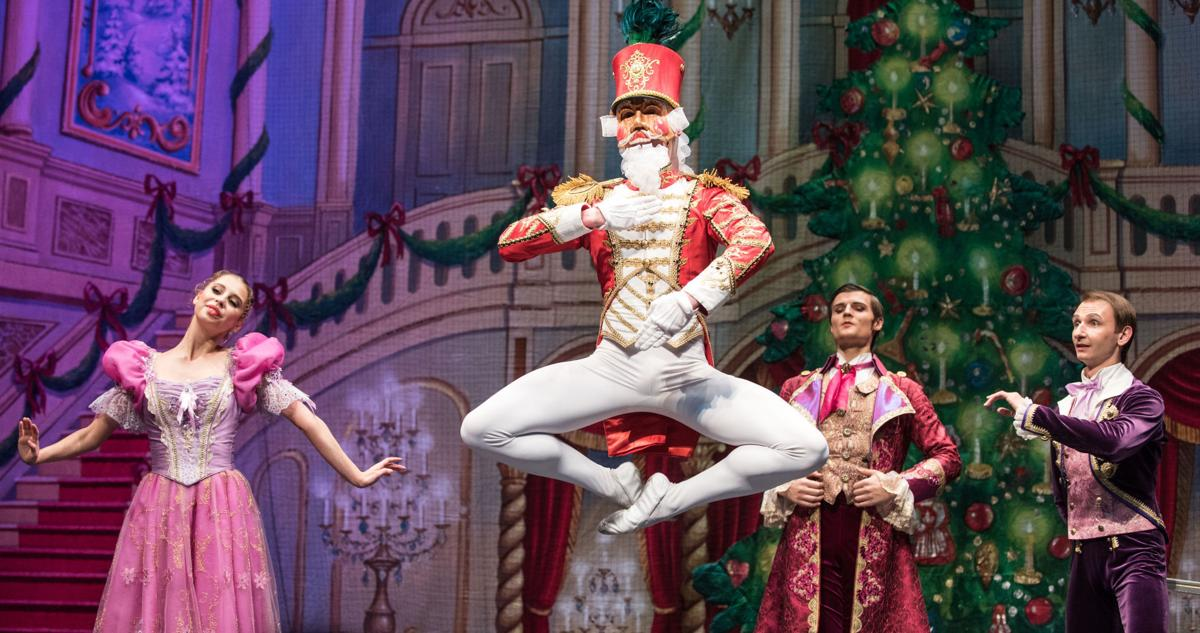 Dancing nutcracker