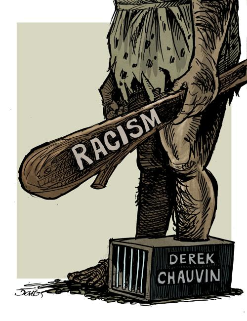 Sunday Baird cartoon
