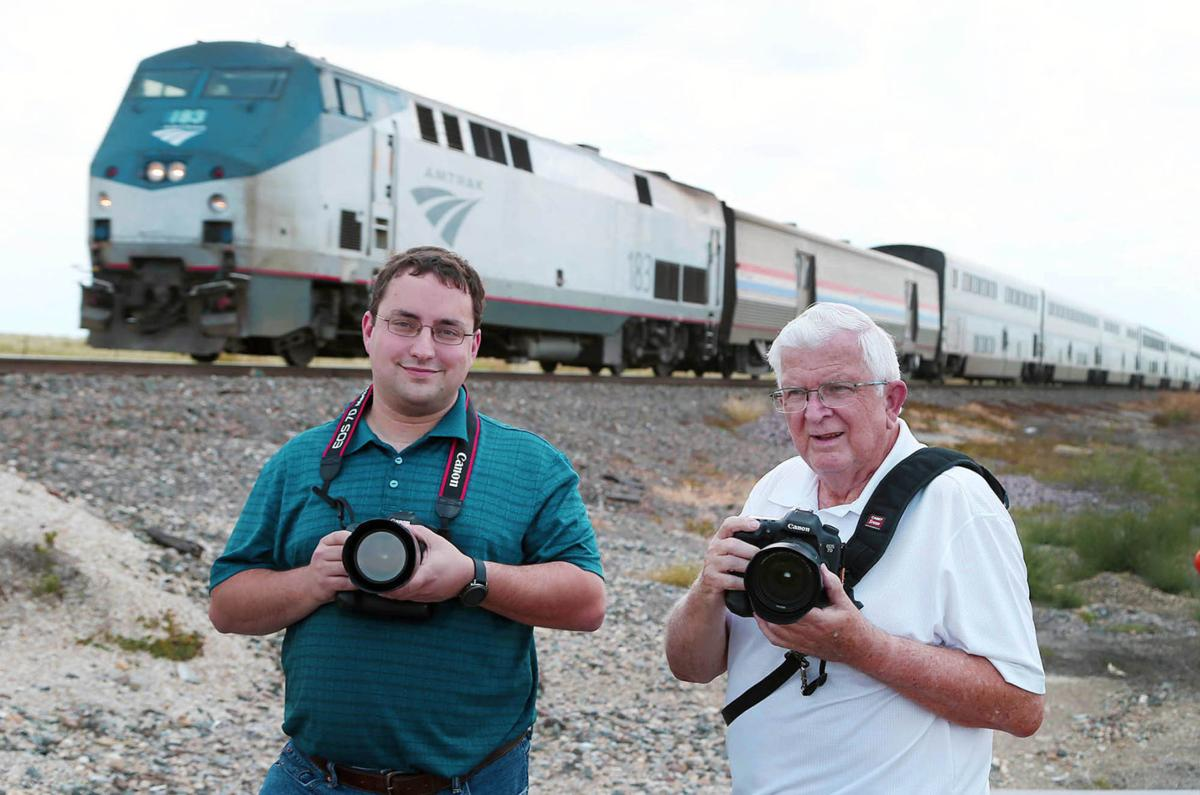 Train photograhers
