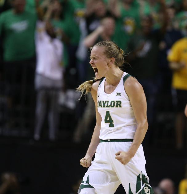 b4f18229e8c No. 8 Lady Bears grooving at right time | Lady Bears Basketball ...