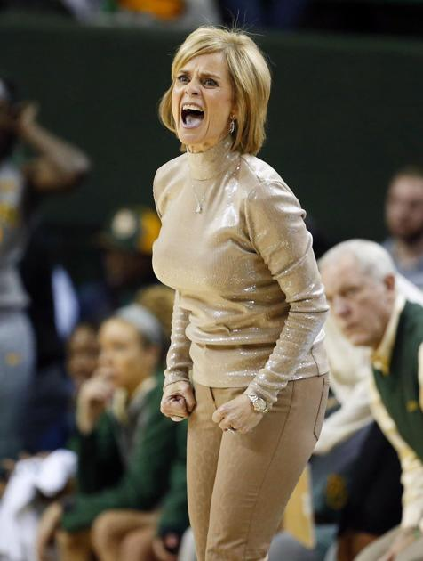 Lady Bears Ready To Add Big 12 Tourney Title To Resume