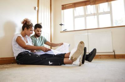 Some may prefer personal loans for home improvements because they don't require home equity or using your home as collateral.