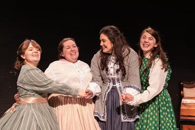 """""""Little Women the Musical"""""""