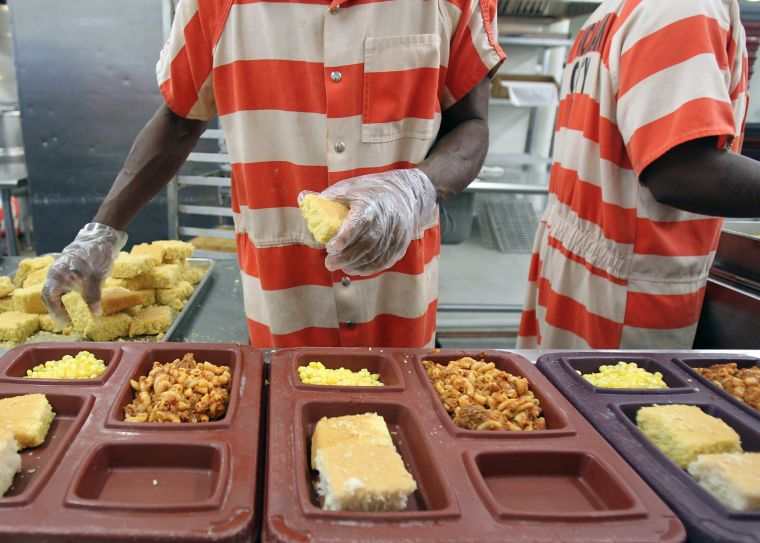 Powdered milk helps trim jail budget fat | Government