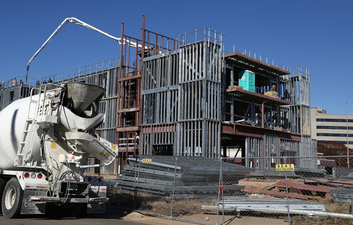 Hotel building binge in Waco continues | Business | wacotrib com