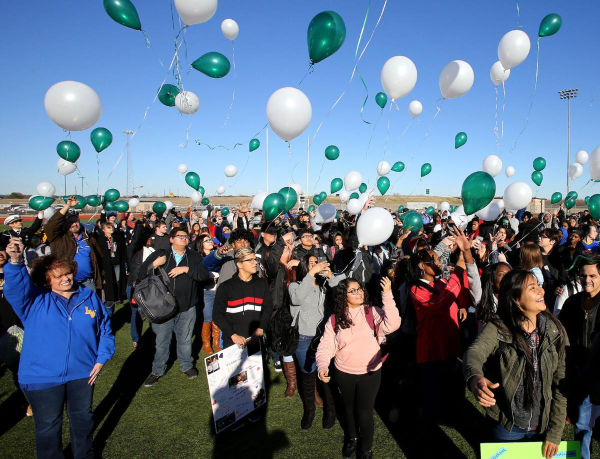 La Vega balloons
