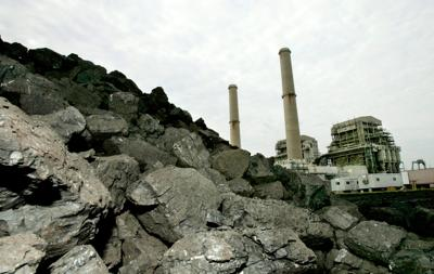 Big Brown Power Plant