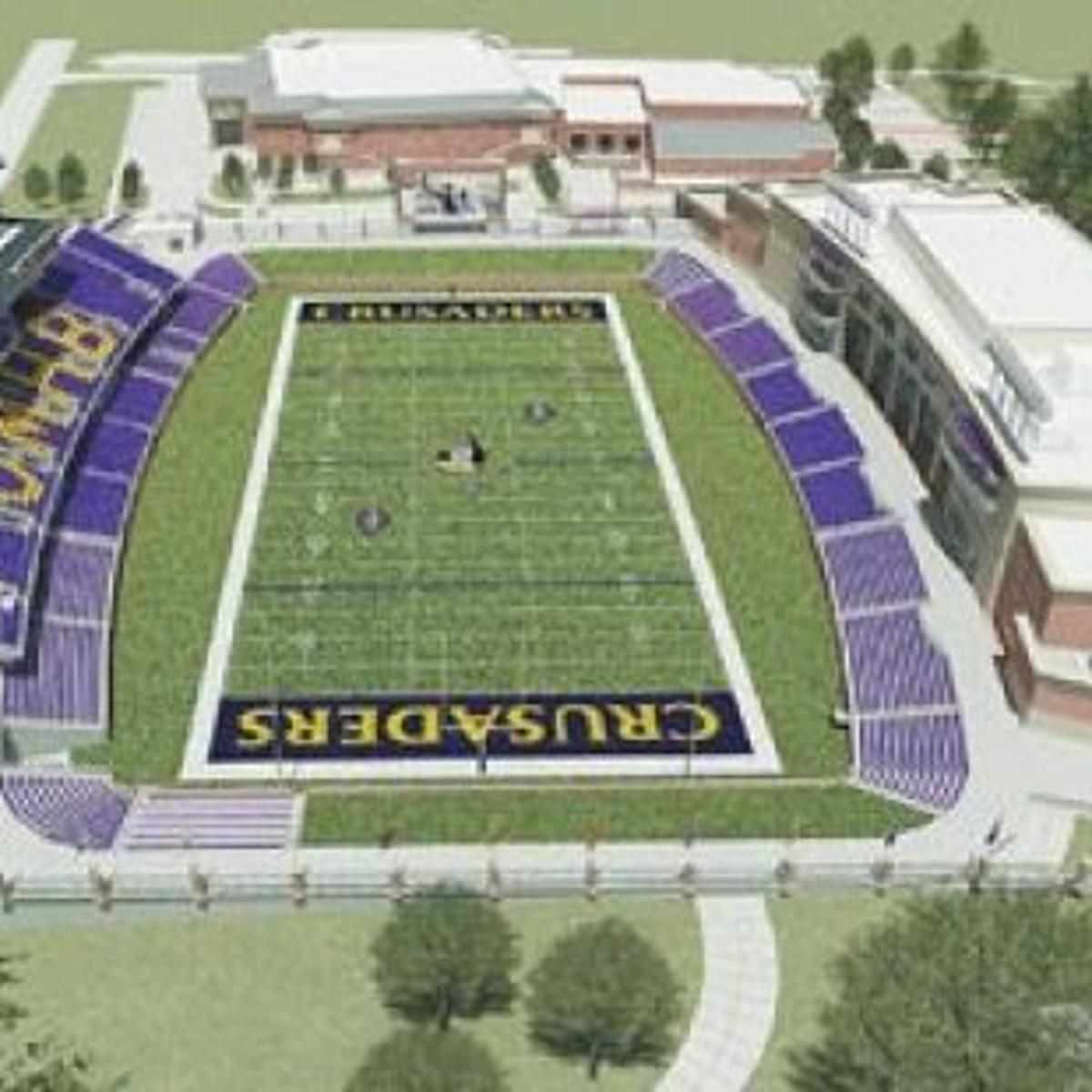 Umhb To Get New Football Stadium Too With Help Of Mclane
