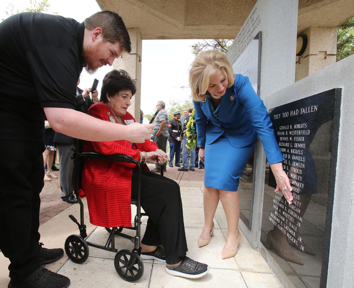 Waco Vietnam Veterans Memorial