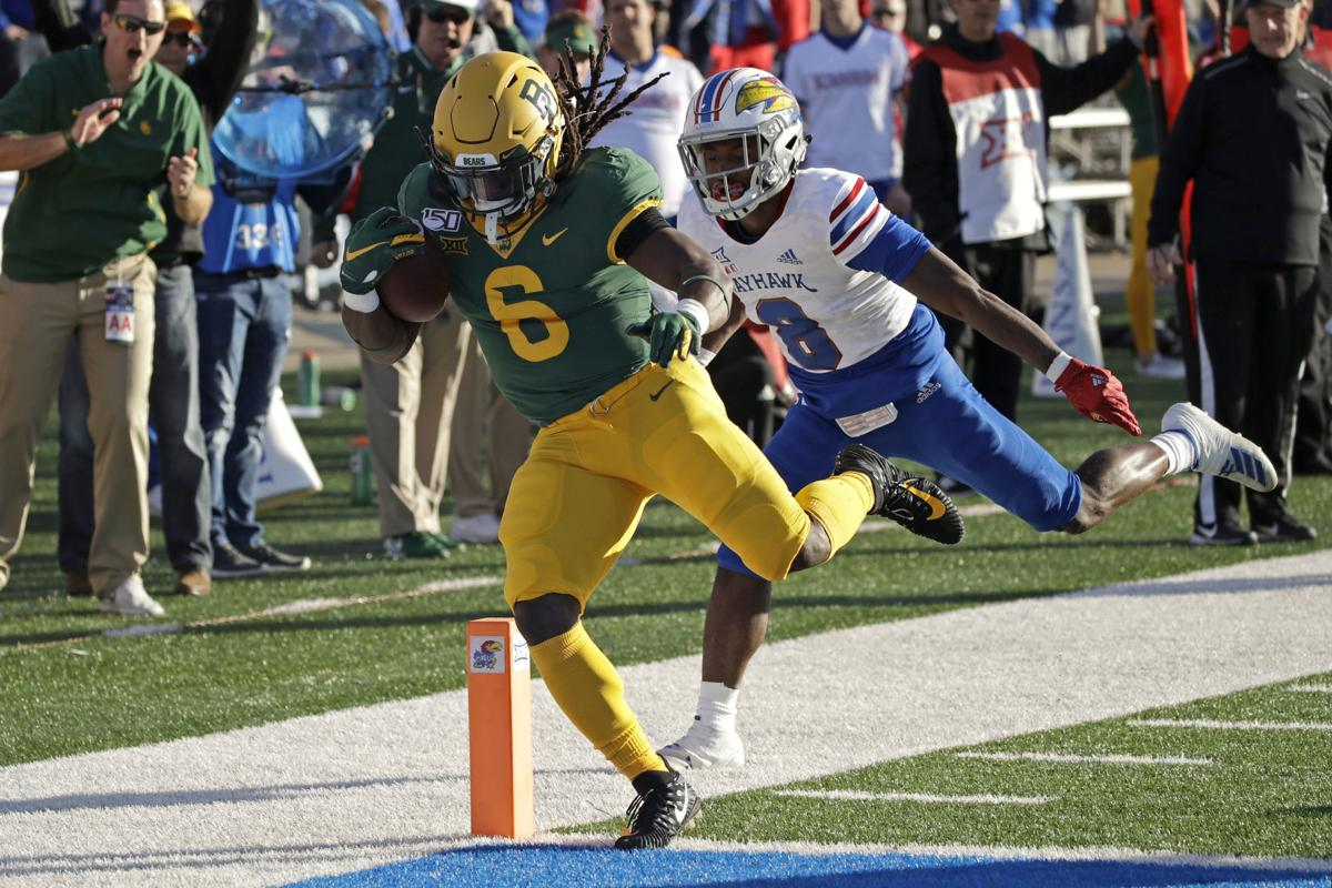 Baylor Kansas Football