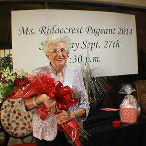 Ms. Ridgecrest Pageant Winner