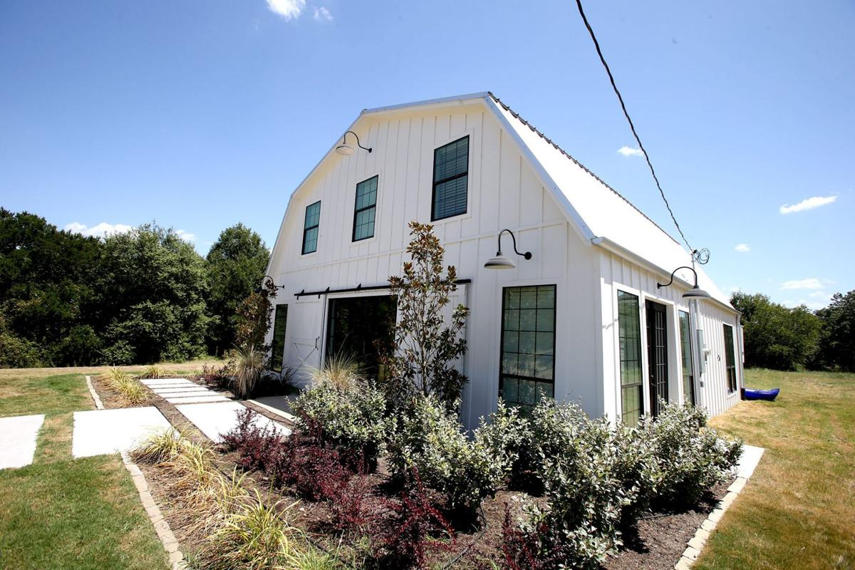 Barndominium From Fixer Upper Now A Rental Property Near