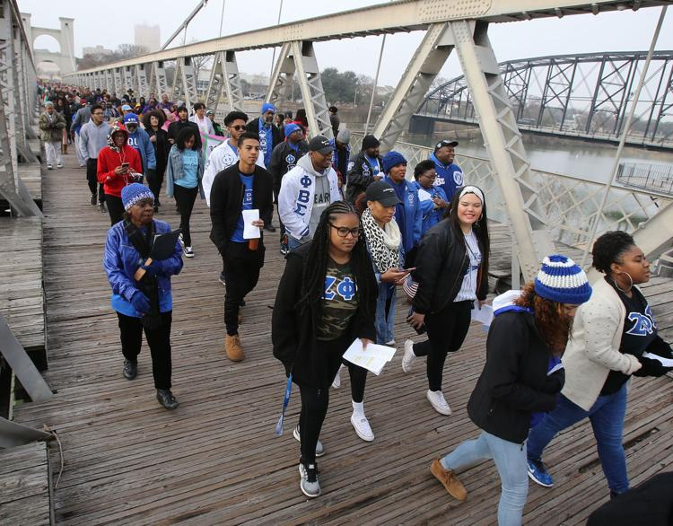 Martin Luther King Jr. March and Observance program