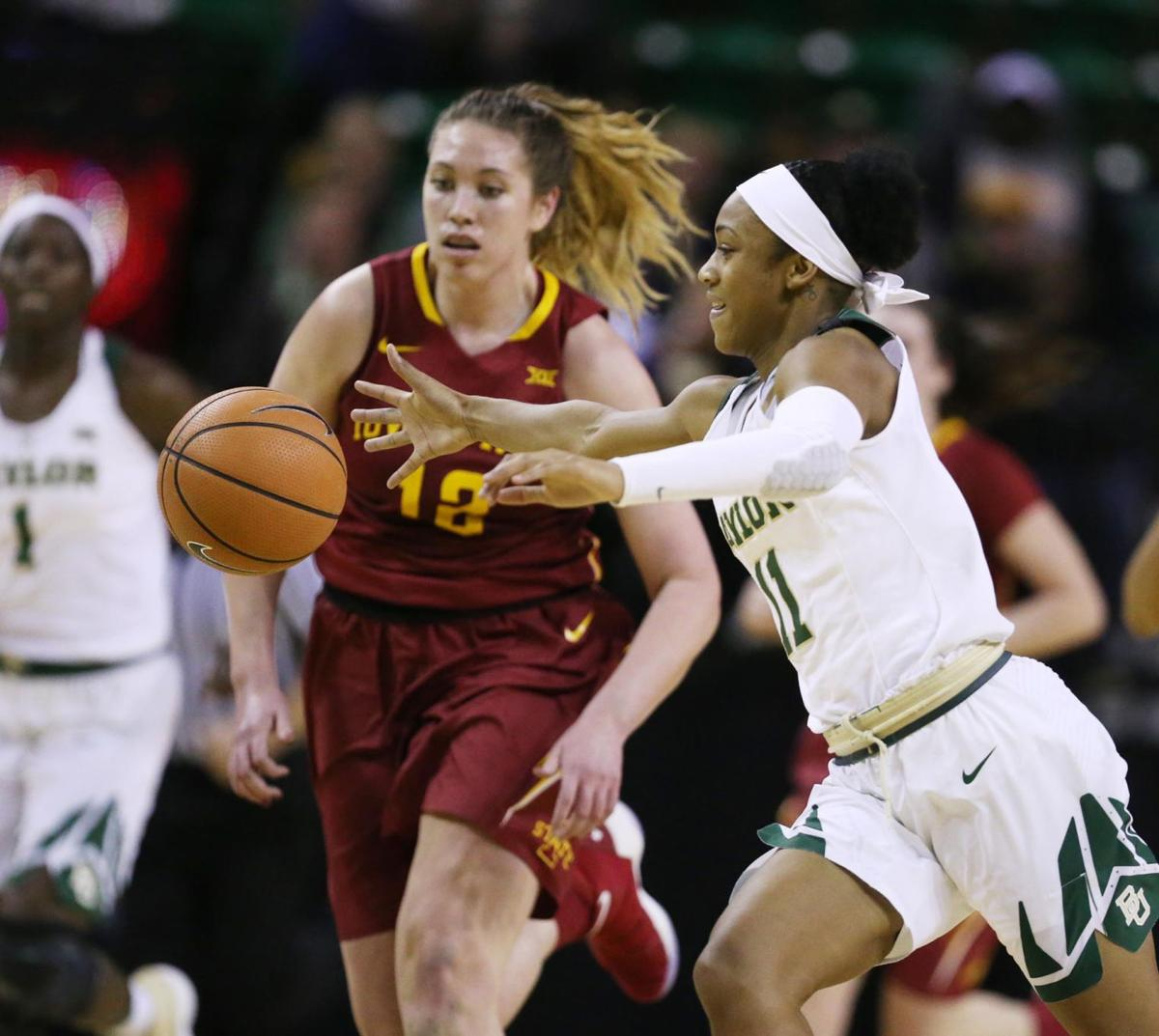 Iowa St Baylor Basketball