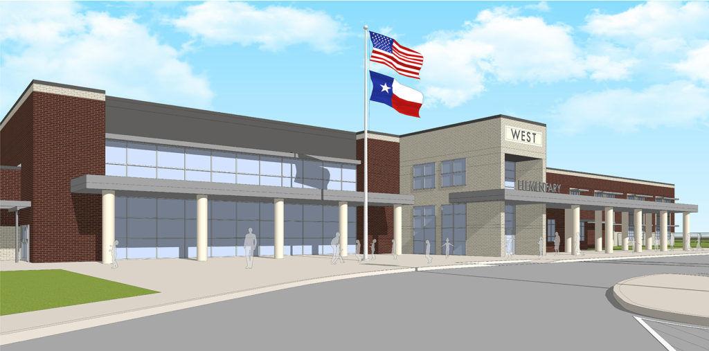 West Elementary rendering