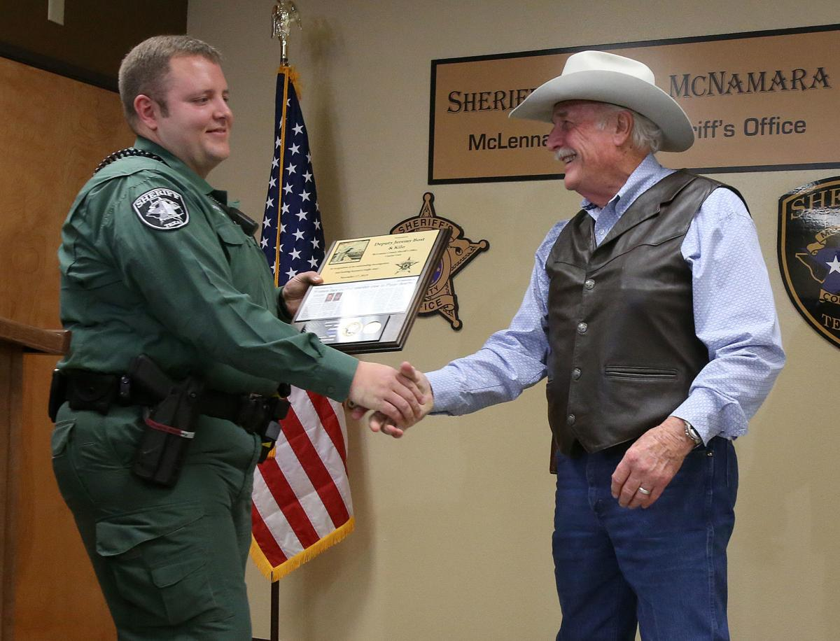 Deputy award
