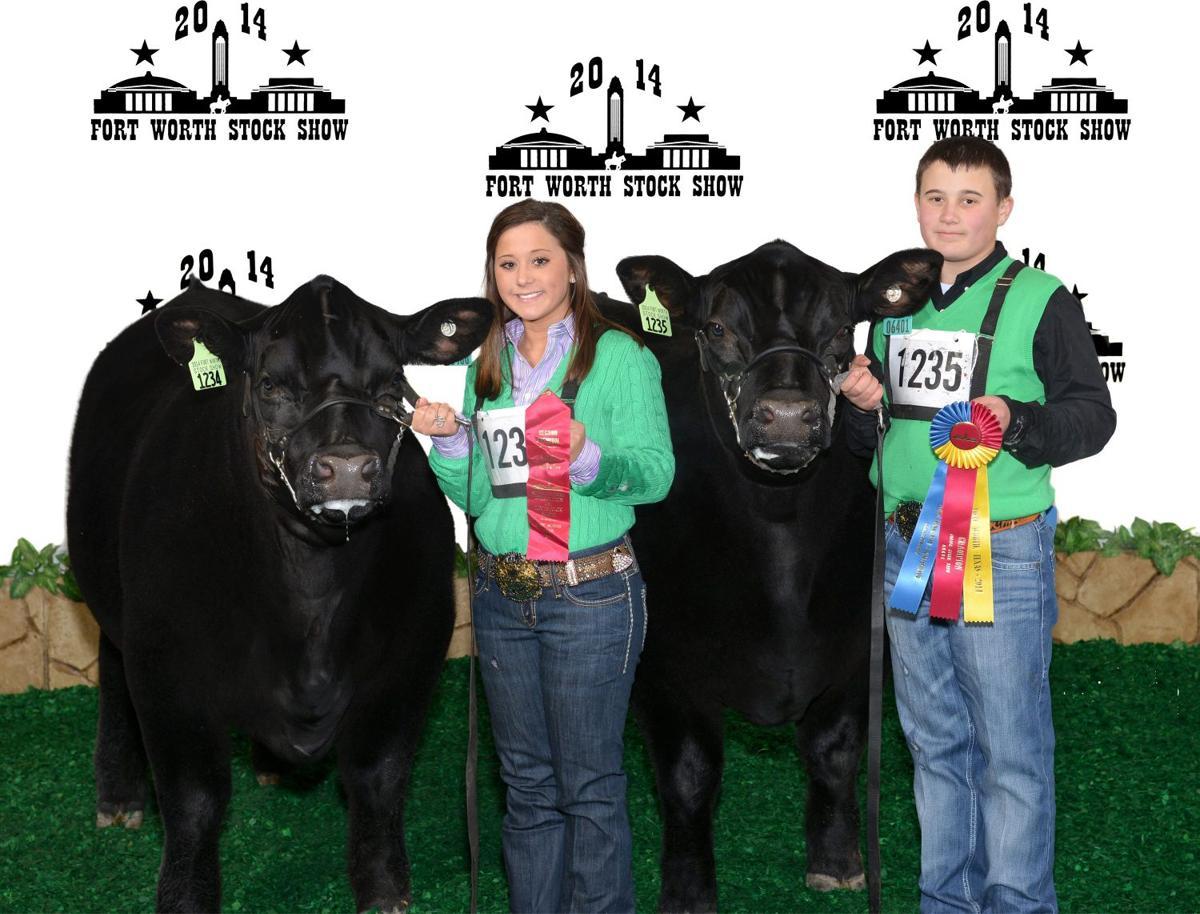 Robinson Siblings Win Championships At Livestock Shows