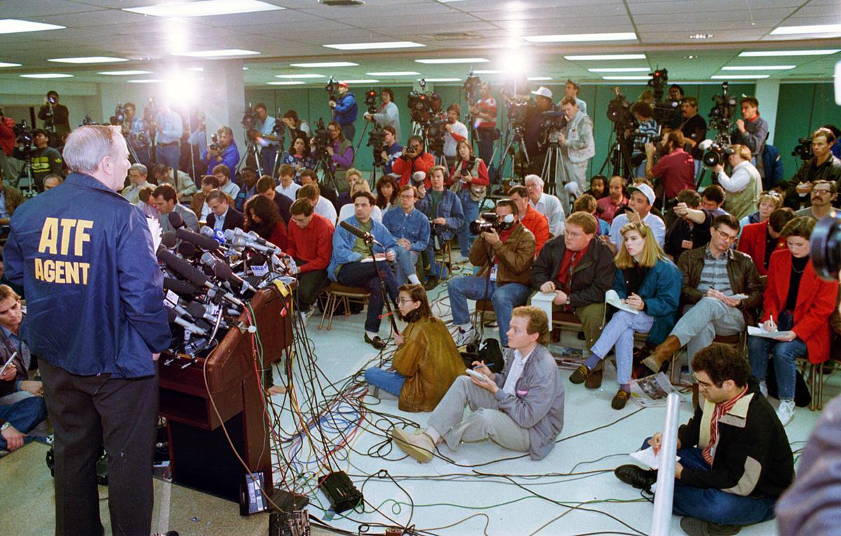 Branch Davidian tragedy at 25: How the story overtook the