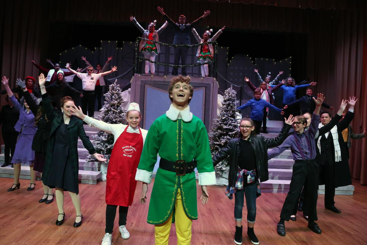 Childrens Youth Theater Elf
