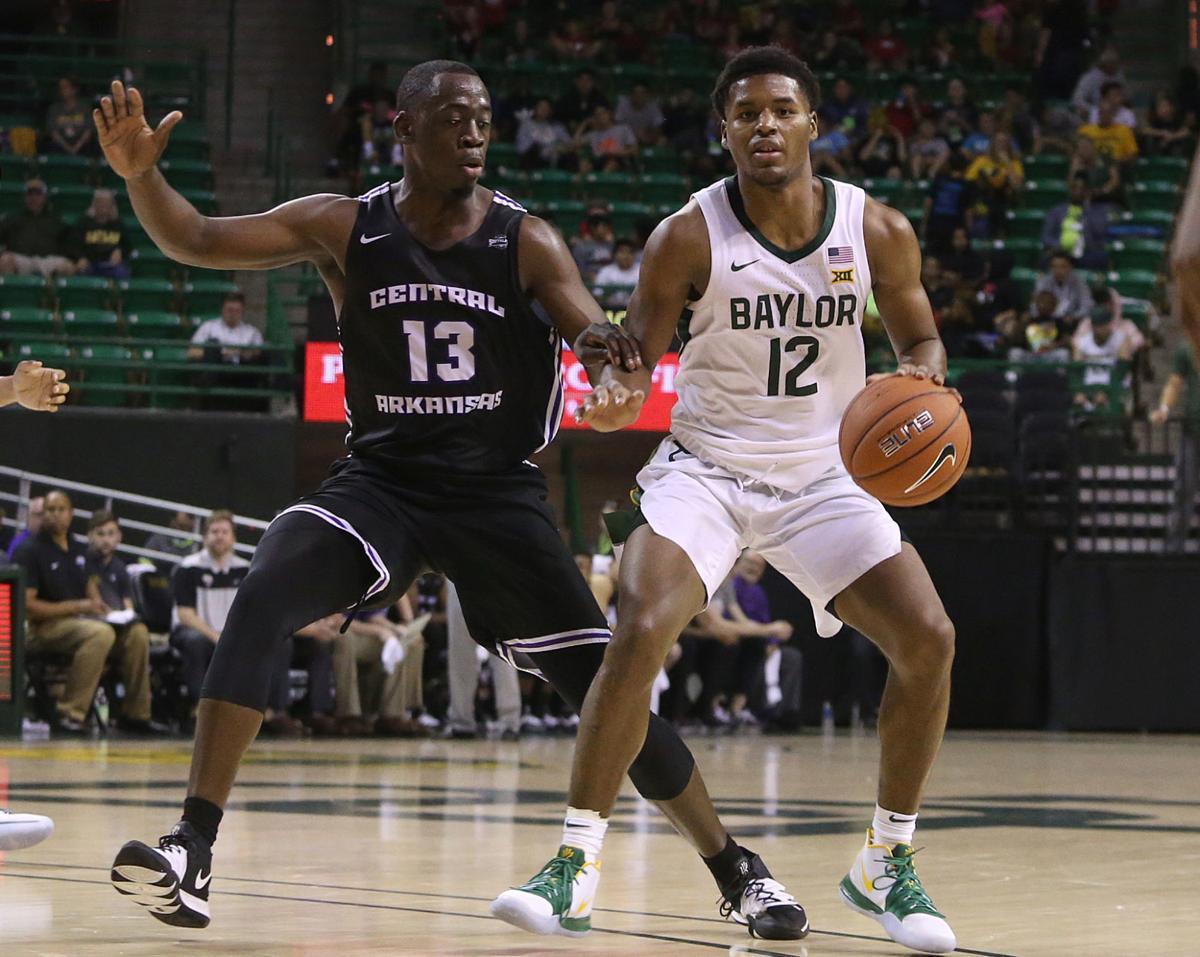 Central Arkansas Baylor Basketball (copy)