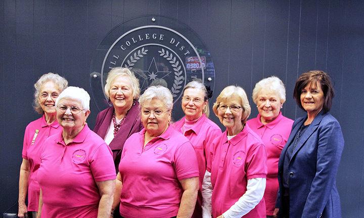 Pink ladies scholarship