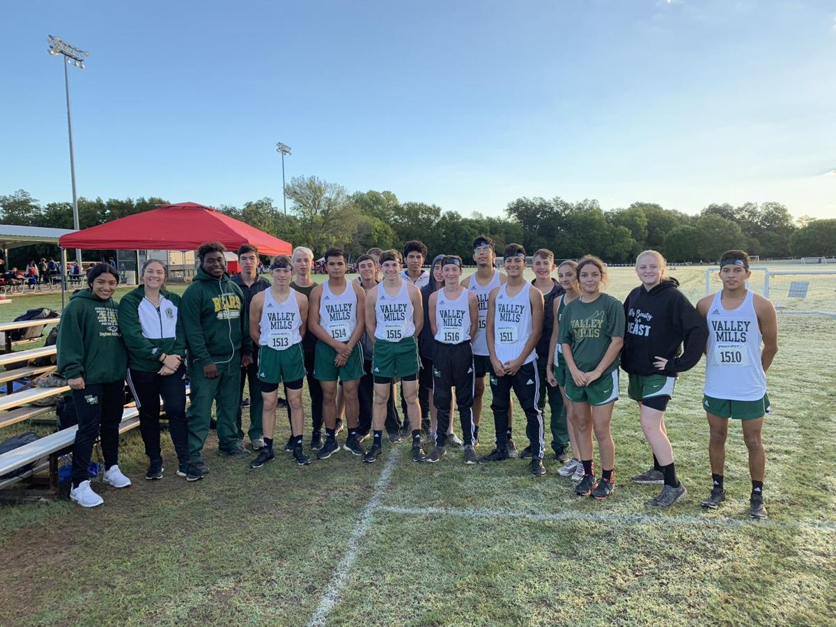 Valley Mills cross country