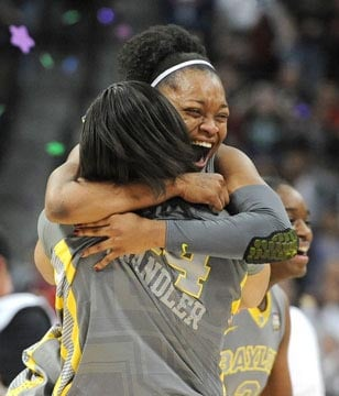 UNDISPUTED: Lady Bears rout Notre Dame for NCAA title, 80-61