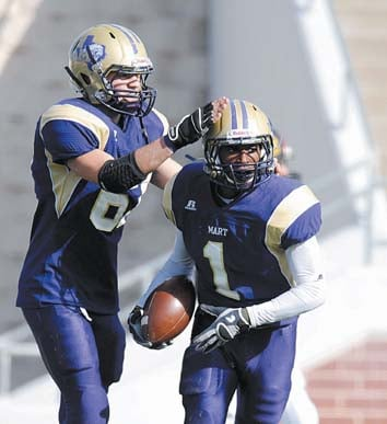Back on top: Mart beats Goldthwaite for 5th state title