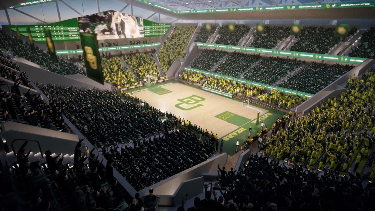 Baylor new basketball
